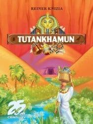 Tutankhamun spel doos box Spellenbunker.nl