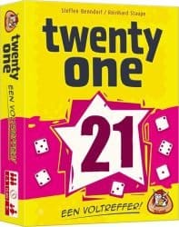 Twenty One Spel