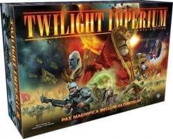 Twilight Imperium 4th Edition Bordspel