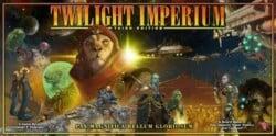 Twilight Imperium: Third Edition spel doos box Spellenbunker.nl