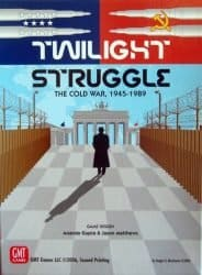 Twilight Struggle Bordspel