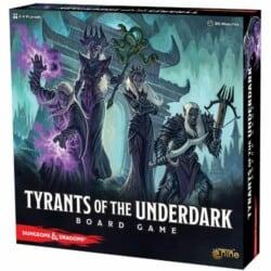 Tyrants of the Underdark: Board Game spel doos box Spellenbunker.nl