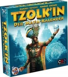 Tzolk'in- The Mayan Calendar Bordspel
