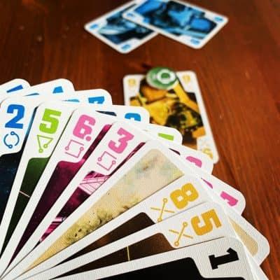 De Crew Cooperatief Kaartspel 999 Games Winnaar Kennerspiel des Jahres Spellenbunker