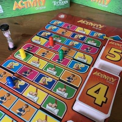 Activity Partyspel Piatnik Tucker's Fun Factory