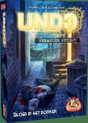UNDO - Bloed in het Donker White Goblin Games Kaartspel