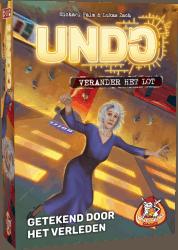 UNDO - Getekend door het Verleden White Goblin Games Kaartspel