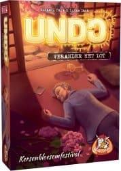 UNDO - Kersenbloesemfestival White Goblin Games Kaartspel