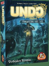 UNDO - Verboden Kennis White Goblin Games Kaartspel