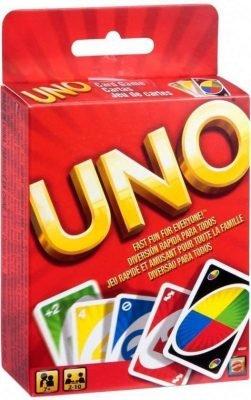 UNO Kaartspel Partyspel