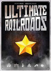 Ultimate Railroads spel doos box Spellenbunker.nl
