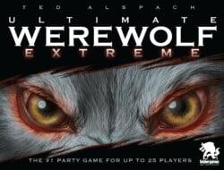 Ultimate Werewolf Extreme spel doos box Spellenbunker.nl