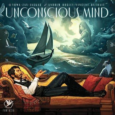 Unconscious Mind spel doos box Spellenbunker.nl