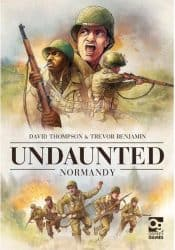 Undaunted - Normandy Bordspel