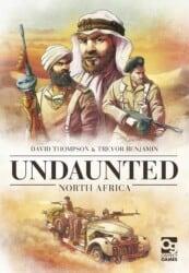 Undaunted: North Africa spel doos box Spellenbunker.nl