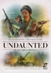 Undaunted: Reinforcements spel doos box Spellenbunker.nl