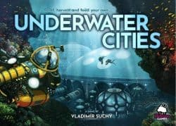 Underwater Cities Bordspel