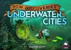Underwater Cities - New Discoveries Bordspel Uitbreiding Delicious Games