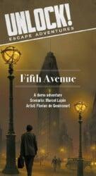 Unlock!: Escape Adventures – Fifth Avenue spel doos box Spellenbunker.nl