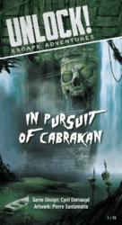 Unlock!: Escape Adventures – In Pursuit of Cabrakan spel doos box Spellenbunker.nl