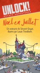 Unlock!: Escape Adventures – Noël en Juillet spel doos box Spellenbunker.nl