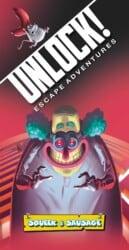 Unlock!: Escape Adventures – Squeek & Sausage spel doos box Spellenbunker.nl