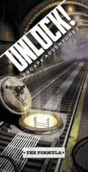 Unlock!: Escape Adventures – The Formula spel doos box Spellenbunker.nl