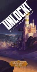 Unlock!: Exotic Adventures – Scheherazade's Last Tale spel doos box Spellenbunker.nl