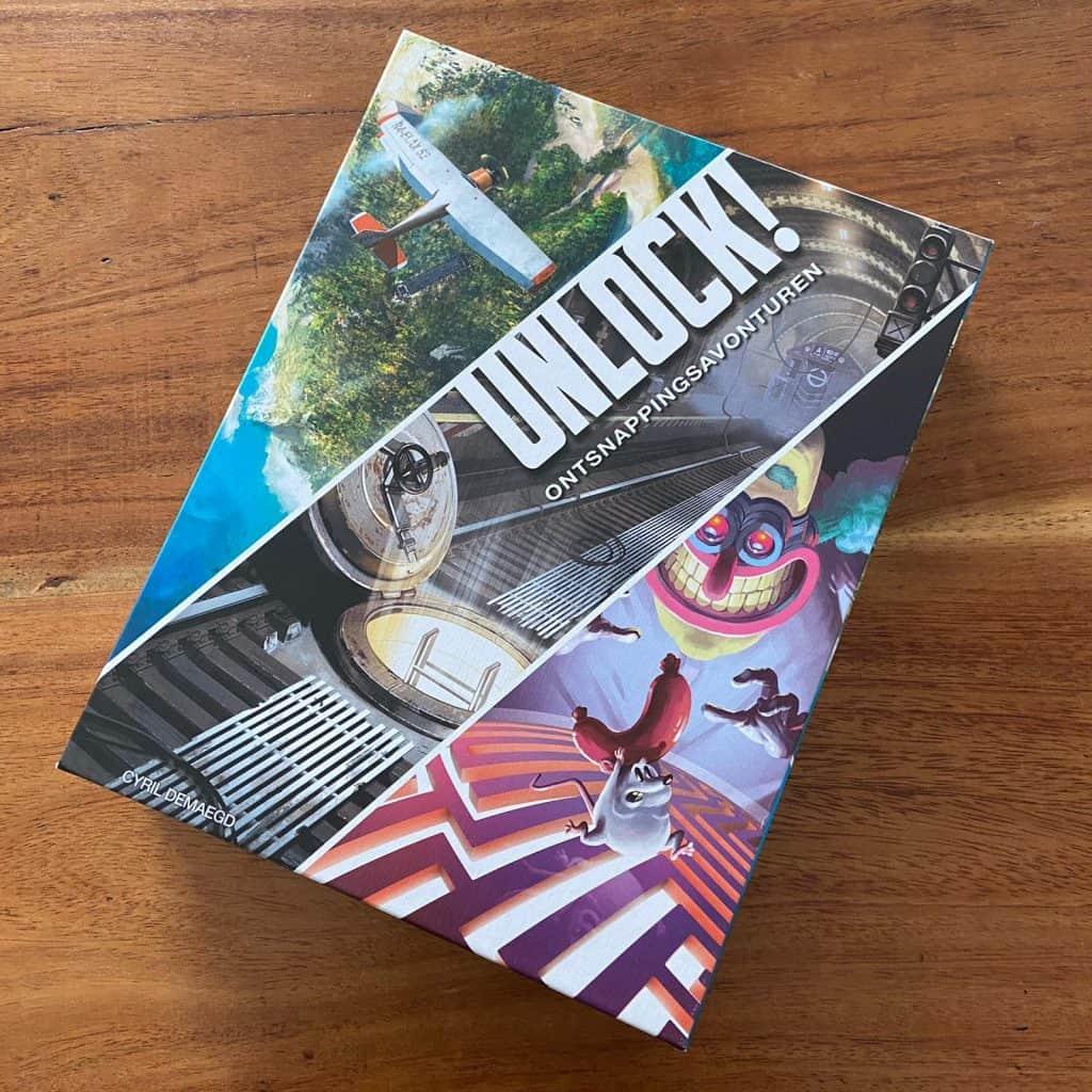 Unlock! Ontsnappingsavonturen - Space Cowboys