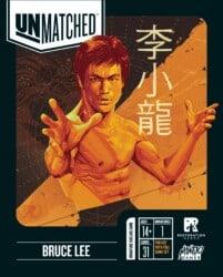 Unmatched: Bruce Lee spel doos box Spellenbunker.nl