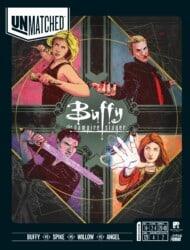 Unmatched: Buffy the Vampire Slayer spel doos box Spellenbunker.nl