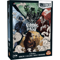 Unmatched- Cobble & Fog White Goblin Games