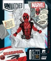 Unmatched: Deadpool spel doos box Spellenbunker.nl