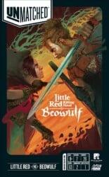 Unmatched: Little Red Riding Hood vs. Beowulf spel doos box Spellenbunker.nl