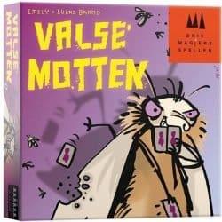 Valse Motten Kaartspel