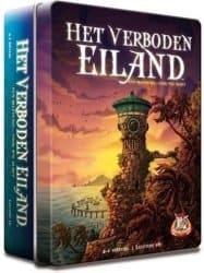 Verboden Eiland, Het Bordspel