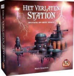 Verlaten Station, Het Bordspel