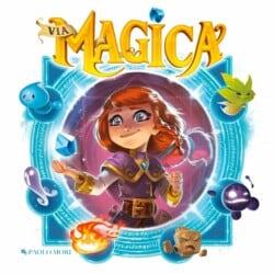 Via Magica spel doos box Spellenbunker.nl