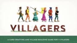 Villagers spel doos box Spellenbunker.nl