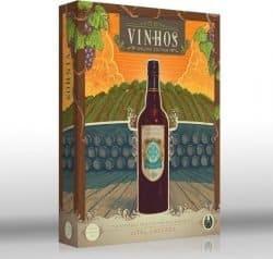 Vinhos Deluxe Edition Bordspel