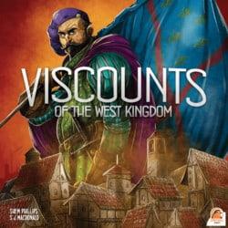Viscounts of the West Kingdom spel doos box Spellenbunker.nl