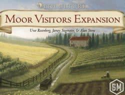 Viticulture - Moor Visitors Uitbreiding Wijn