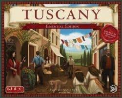 Viticulture - Tuscany Essential Edition Bordspel Uitbreiding Wijn