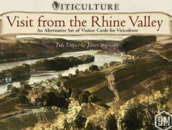 Viticulture - Visit From the Rhine Valley Uitbreiding Bordspel Wijn