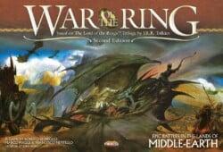 War of the Ring: Second Edition spel doos box Spellenbunker.nl