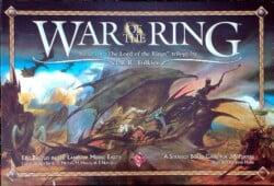 War of the Ring spel doos box Spellenbunker.nl