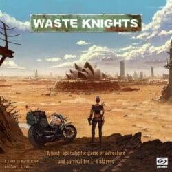 Waste Knights: Second Edition spel doos box Spellenbunker.nl