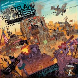 Wasteland Express Delivery Service spel doos box Spellenbunker.nl