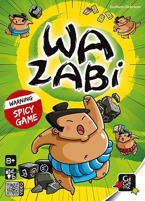 Wazabi spel doos box Spellenbunker.nl