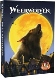 Weerwolven White Goblin Games Kaartspel